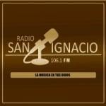 Logo da emissora Radio San Ignacio 106.1 FM