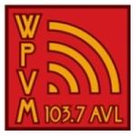 Logo da emissora WPVM 103.5 FM