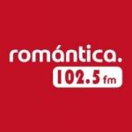Logo da emissora Radio Romántica 102.5 FM