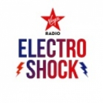 Logo da emissora Virgin Radio Electro Shock