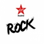 Logo da emissora Virgin Radio Rock