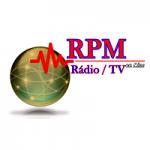 Logo da emissora Rádio Praiamar