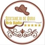 Logo da emissora Web Rádio Sertanejo de Ouro