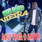Logo da emissora Vieira FM