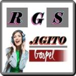 Logo da emissora Rádio Forró e Pagode Agito Gospel