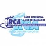 Logo da emissora RCA Comunicação