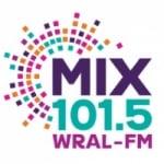 Logo da emissora WRAL 101.5 HD2 FM