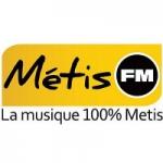 Logo da emissora Radio Métis 105.8 FM