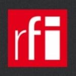 Logo da emissora RFI Francês 98.7 FM