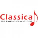 Logo da emissora Radio Classica 106.8 FM
