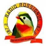 Logo da emissora Radio Rossignol 107.2 FM