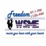 Logo da emissora WSME 1120 AM
