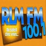 Logo da emissora Radio Littomega 100.1 FM
