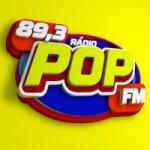 Logo da emissora Rádio Pop FM 89.3