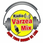 Logo da emissora Rádio Várzea Mix - Recife