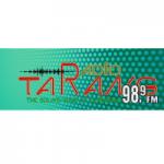 Logo da emissora Radio Tarang 98.9 FM