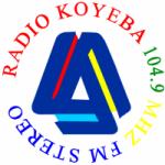 Logo da emissora Radio Koyeba 104.9 FM
