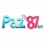 Logo da emissora Rádio Da Paz 87.9 FM