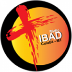 Logo da emissora Rádio IBAD