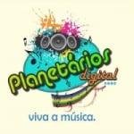 Logo da emissora Planetários Digital