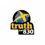 Logo da emissora WTRU 830 AM