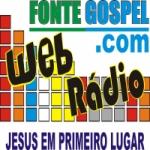 Logo da emissora Rádio Fonte Gospel