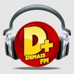 Logo da emissora Demais FM