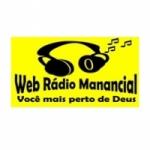 Logo da emissora Webrádio Manancial