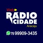 Logo da emissora Rádio Cidade Aracaju