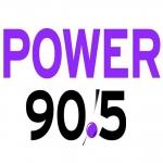 Logo da emissora WWCU 90.5 FM