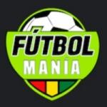Logo da emissora Radio Fútbol Manía