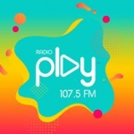Logo da emissora Radio Play 107.5 FM 800 AM