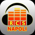 Logo da emissora RCS Network Napoli 87.9 FM