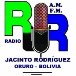 Logo da emissora Radio Jacinto Rodríguez 1500 AM