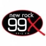Logo da emissora WXNR 99.5 FM