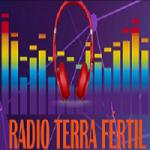 Logo da emissora Rádio Terra Fértil
