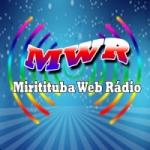 Logo da emissora Miritituba Web Rádio