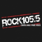 Logo da emissora WXQR 105.5 FM