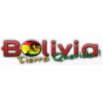 Logo da emissora Radio Bolivia Tierra Querida Latinos