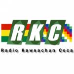 Logo da emissora Radio Kawsachun Coca 99.1 FM