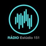 Logo da emissora Rádio Estúdio 151