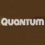 Logo da emissora Rádio Quantum