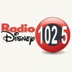 Logo da emissora Radio Disney 102.5 FM