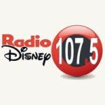 Logo da emissora Radio Disney 107.5 FM