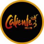 Logo da emissora Radio Caliente 105.1 FM