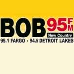 Logo da emissora Radio KBVB 95 FM