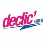 Logo da emissora Declic Station