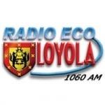 Logo da emissora Radio Eco Loyola 1060 AM