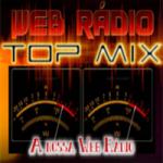 Logo da emissora Top Mix Ipaussu