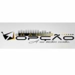 Logo da emissora Web Rádio Opção